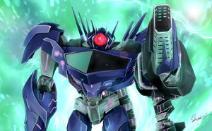 TFP Shockwave by Mr-SO