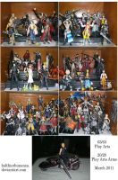Play Arts 63 out of 63 by Kyouseme-Arasaki