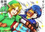 Marth and Link...? by ituki-t