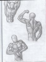 Strong Torso by Kostosart