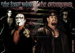 Sting vs. The Undertaker by bugoy1208