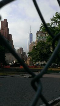 Freedom Tower by Silv3rD