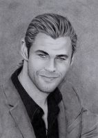 Chris Hemsworth by Mika2882