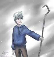 Jack Frost-Rise of the Guardians by BotanofSpiritWorld