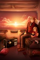 Train by Sukai-yume