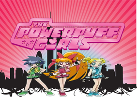 The PowerpuffGirls Z by TooneGeminiElf