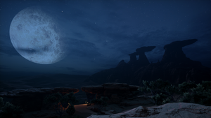 Dragon Age Inquisition | In the Moon Light by Lootra