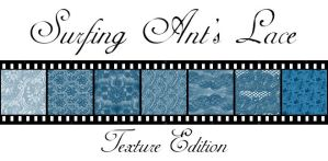 Textures: Blue Lace by surfing-ant