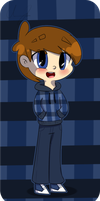 Checkered Series: Jay by DeadlyNote3214