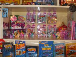 My My Little Pony Collection (update number... 3?) by RamenWolf1485