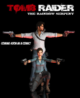 Tomb Raider: The Rainbow Serpent COMING SOON by carbint