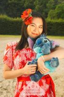 Lilo and Stitch Disney cosplay by chamellephoto