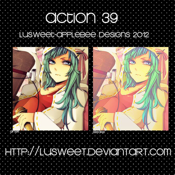 Action 39 by LuSweet