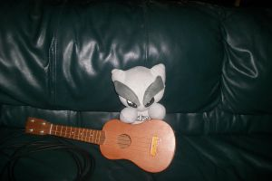 ukelele no good 22-365 by boomer-anonymous