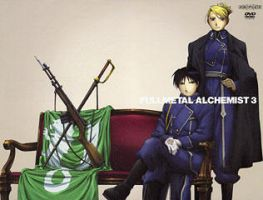 FMA - Roy and Riza by Roy-Mustang-Fanclub