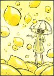 life gives me too many lemons by greenteaceremony