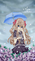 Contest Entry - rain by AgnesAr