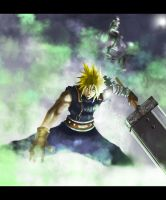 Final Fantasy VII...CLoud.? by longai