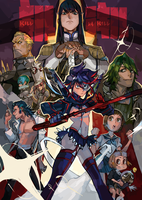 datworks: Kill La Kill by zuqling