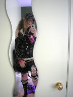 Black decora attempt by simakai