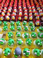 Angry birds by anafuji