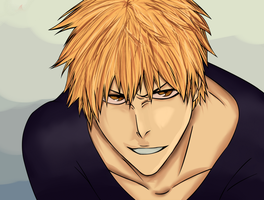 Bleach 443 ichigo by Plaitum