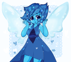 lapis lazoolee by sweetbream