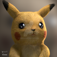 Pika? by Cuenk89
