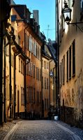 Streets of Stockholm 3 by CitizenFresh
