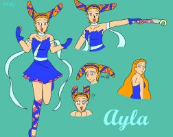 Ayla Bio-Contest Entry by MuseWhimsy