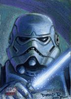 Stormtrooper McQuarrie Concept by DavidRabbitte
