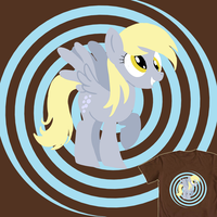 Derpin' Vortex (contest entry) by XantheStar