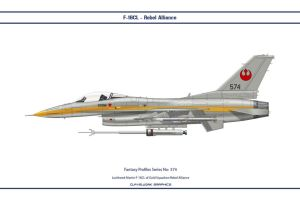 Fantasy 574 F-16CL Rebel by WS-Clave