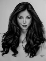 Angel Locsin by RichmonDeLeon
