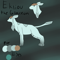 Ekliou Reference Sheet by dark--miracles