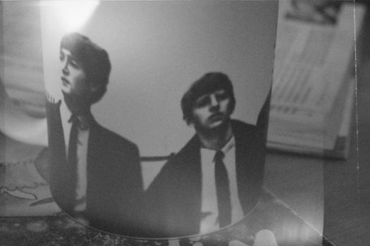 another cup of tea with John and Ringo by raudonivakarai