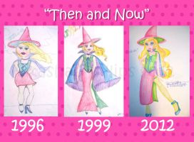 Then and now_Katrina by Tanis711