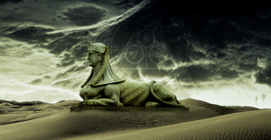 Guardian of the desert by Shadow-of-Nemo