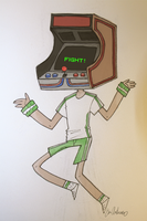 Arcade Head by Extraterritoriality