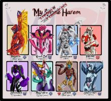 My -Transformers- Harem by DarkMirime