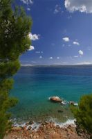 Somewhere In Croatien by miki3d