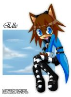 AT: Elle by howlzapper