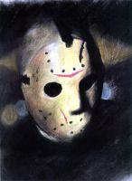 Jason Voorhees by robotatomico by Horror-Forever