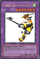 Sora Master Form by JBlaser