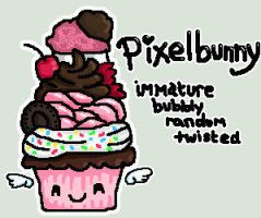 Cupcake ID by PixelBunny