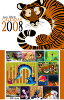 Art Calendar-2008 by killskerry