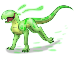 Slimer [auction] by MF99K