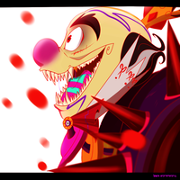 .:SUPER ELATED MURDER TIME:. by Silver-HeartCrosser
