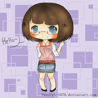 : Hello - new ID : by Nimmiii-tan