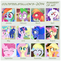 2014 Summary of Art. by Coltsteelstallion